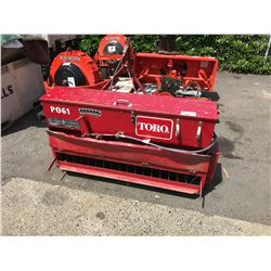 TORO MODEL 93 SEEDER WITH MODEL 83 AEROTHATCH