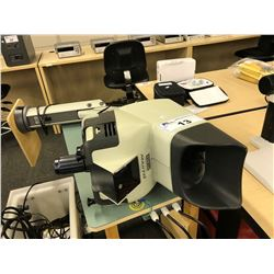 VISION ENGINEERING MANTIS STEREO MICROSCOPE WITH MOBILE CART