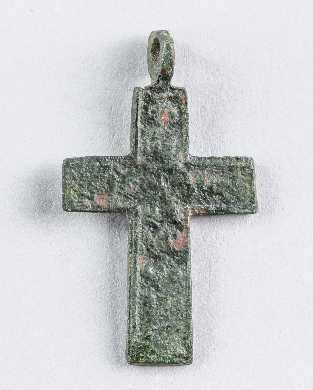 16th century russian orthodox cross pendant image 2 16th century russian orthodox cross pendant aloadofball Image collections