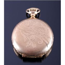 1903 Hampden Molly Stark 7 Jewel Pocket Watch