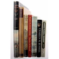 Charles M. Russell Book Collection