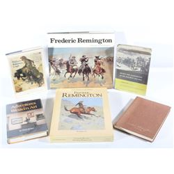 Early Western Artist & Illustrator Book Collection