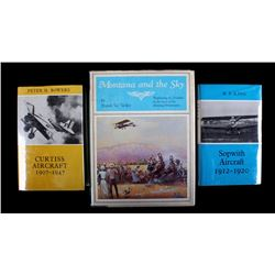 Early Aircraft and Aviation Book Collection