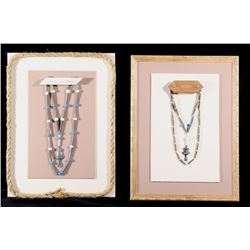 Hudson Bay Style Trade Necklaces & Displays