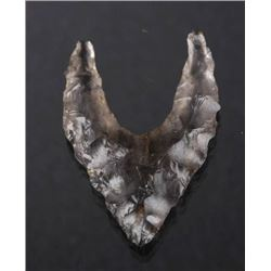 Jomon Period Obsidian Bird Point w/ COA