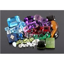 155ct. Loose Precious Gemstone Collection