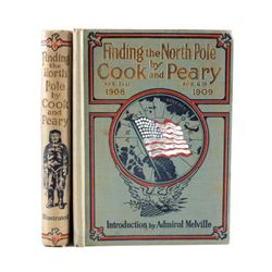 Finding the North Pole 1st Ed. w/ Salesman Sample