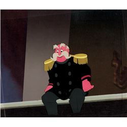 """King"" production cel from Cinderella."