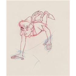 """Peter Pan"" production drawing from Peter Pan."