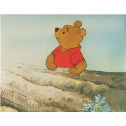 """""""Winnie the Pooh"""" production cel from a Winnie the Pooh theatrical short."""