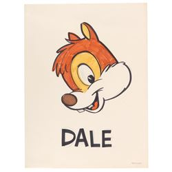 """Chip"", ""Dale"", ""Thumper"", ""Flower"" and ""Mr. Smee"" illustration drawings."