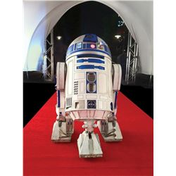 R2-D2 remote control robotic character from the Disney Parks.
