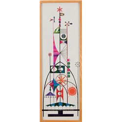 """""""It's a Small World - Tower of the Four Winds"""" Fine Art Print."""