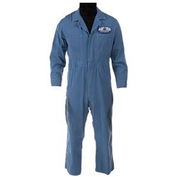 Disneyland park maintenance jumpsuit.