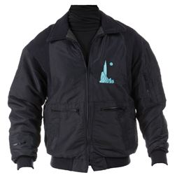 "Disneyland ""Tomorrowland 2055"" park jacket."