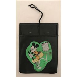 Disneyland custodial pouch.