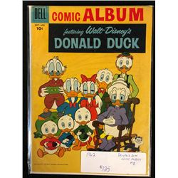 1962 WALT DISNEY'S DONALD DUCK COMIC ALBUM #3 (DELL COMICS)