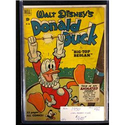 1950 WALT DISNEY'S DONALD DUCK #300 -CARL BARKS COVER- (FOUR COLOR)