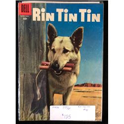 1956 RIN TIN TIN #10 (DELL COMICS)