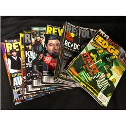 REVOLVER MAGAZINE LOT (MUSIC)