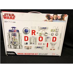 STAR WARS DROID INVENTOR KIT (IN BOX) 30+ PIECES