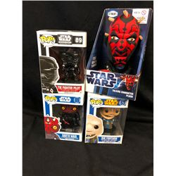 STAR WARS FUNKO POP! LOT -NIB-