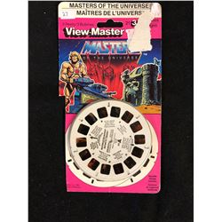 VINTAGE VIEW MASTER 3-D MASTERS OF THE UNIVERSE 3 REEL SET