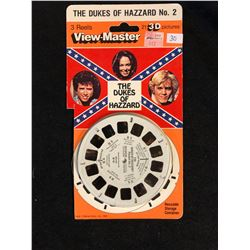 VINTAGE VIEW MASTER 3-D DUKES OF HAZARD 3 REEL SET