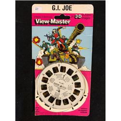 VINTAGE VIEW MASTER 3-D G.I JOE 3 REEL SET