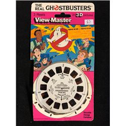 VINTAGE VIEW MASTER 3-D GHOSTBUSTERS 3 REEL SET