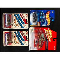 HOT WHEELS & CORGI TOY CARS LOT -NIB-