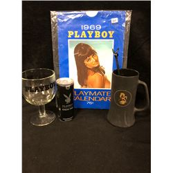 COLLECTIBLE PLAYBOY SOUVENIR LOT