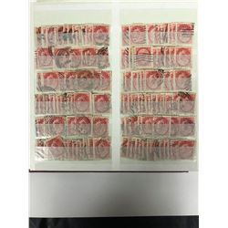 CANADA TWO CENT STAMPS LOT