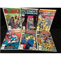 TRANSFORMERS #45-50 (MARVEL COMICS)