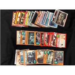VINTAGE STAR WARS TRADING CARDS LOT