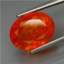 Natural BIG Mandarin Orange Spessartite Garnet 9.30 Cts