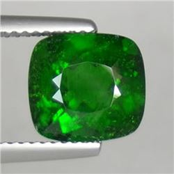 Natural Chrome Diopside 3.80 carats