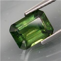 Natural Blue Green Normal Heated Sapphire 2.12 Cts