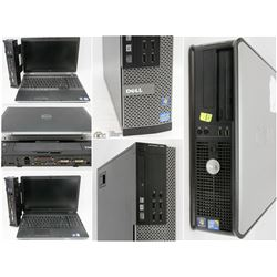 FEATURED ITEMS: DELL COMPUTERS! ***SOLD AS IS