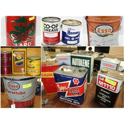 FEATURED COLLECTABLE CANS