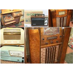 FEATURED ANTIQUE RADIOS