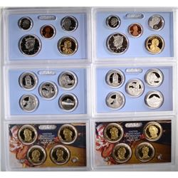 (2) 2010 United States Mint Proof Set