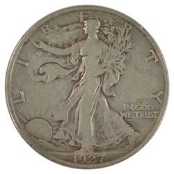 1927-S Walking Liberty Half Dollar Coin