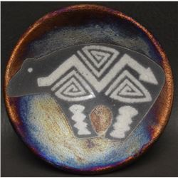 POTTERY ART BOWL