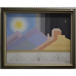 SOUTH WEST STYLE PAINTING (KAHN)