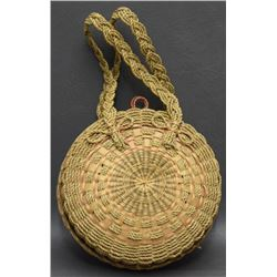 MICMAC BASKETRY PURSE