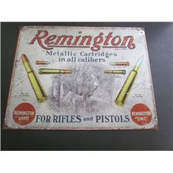 Remington Repro Sign