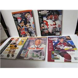 Lot of 5 Canadian Sportscard Collector Magazines