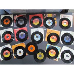 435 Rpm Records-Lot of 15-Radiers,Cat Stevens,Seseme Street,An American Tail,Billy Joel,Miami Sounds