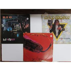 3 Records-Alice Cooper,Reo Speedwagon,